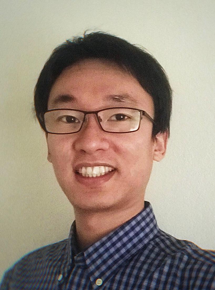 Zhiyue Ding headshot