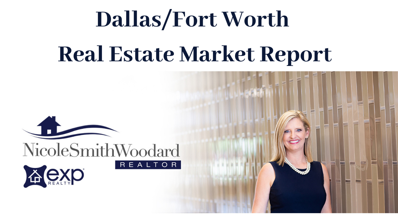 Dallas / Fort Worth Real Estate Market Report - November 2020
