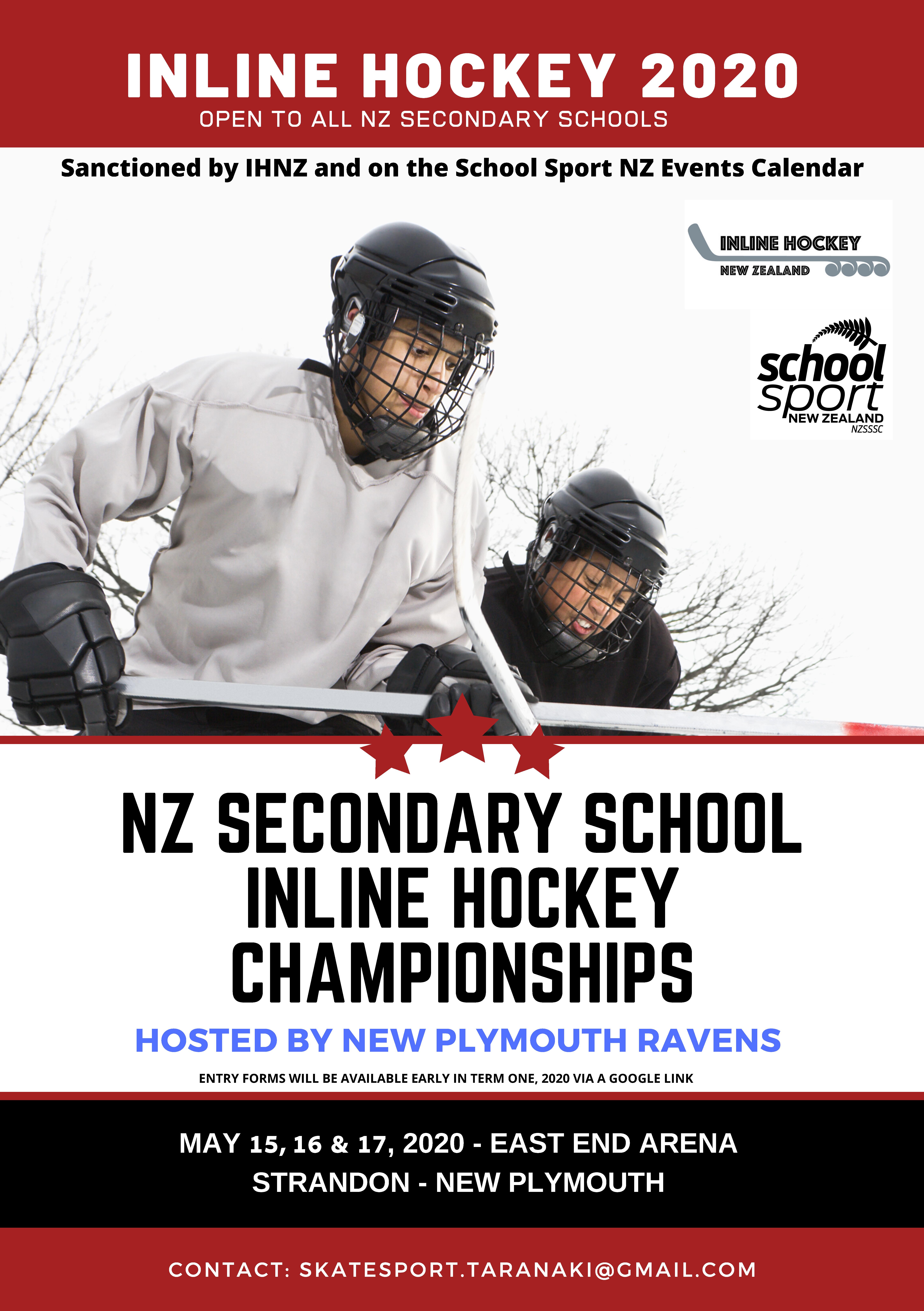 NZ Secondary School Championships