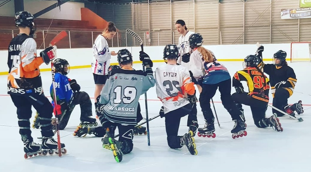 Vision Hockey Naki Style
