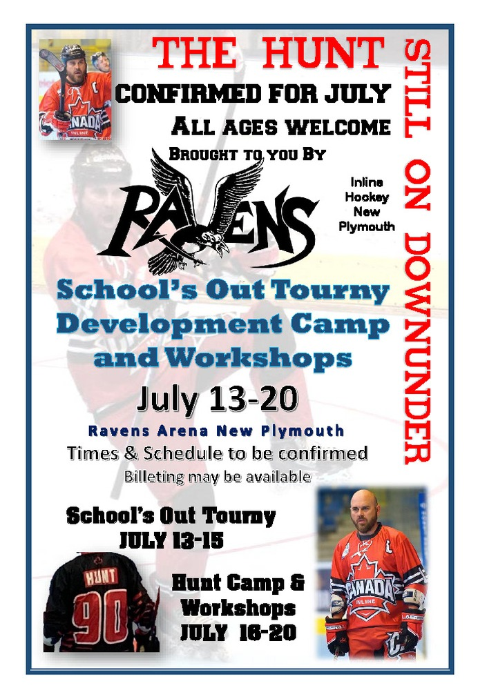 Schools Out Tournament, Development Camp and Workshops