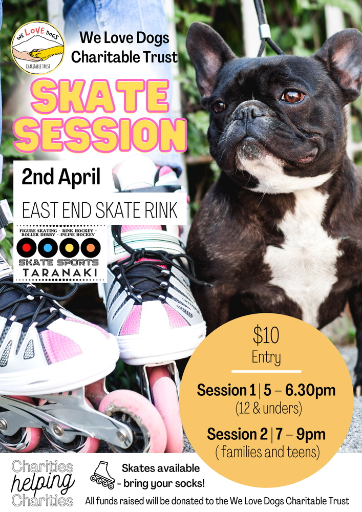 Good Friday Charity Skate