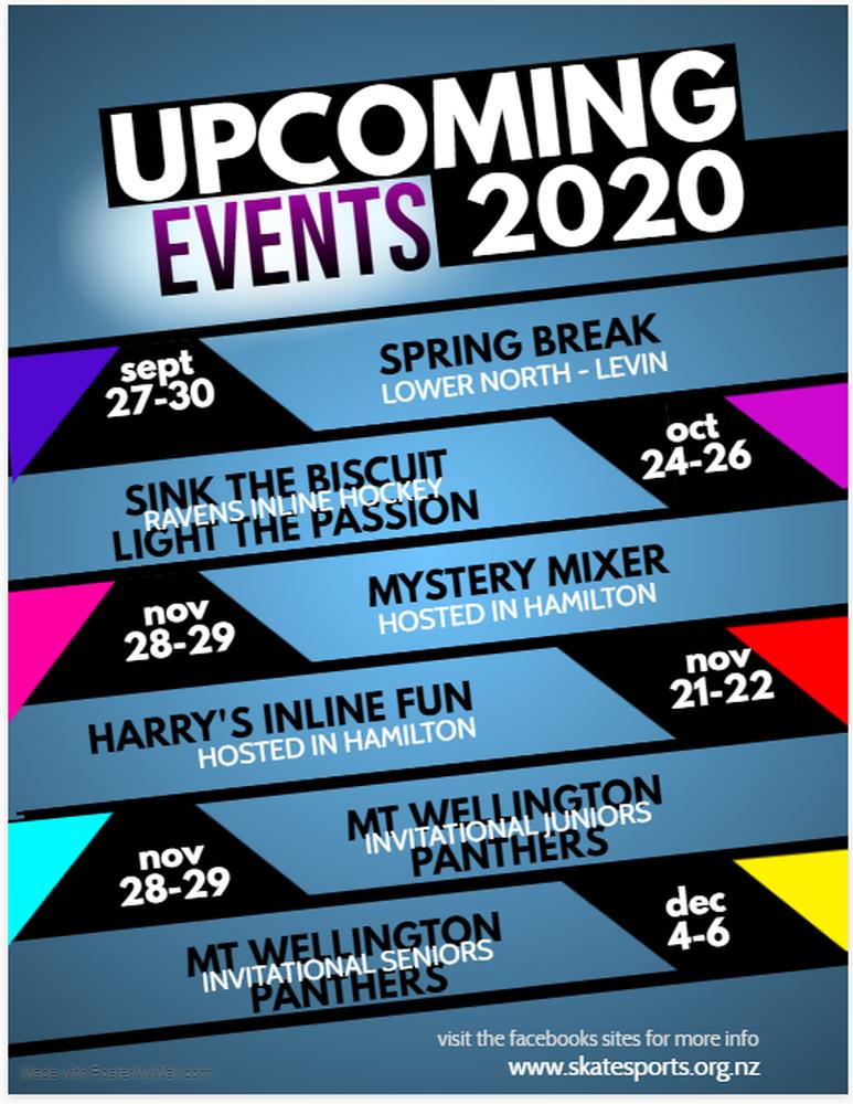 Inline Events Last Quarter 2020