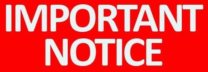 Club Registration Deadline