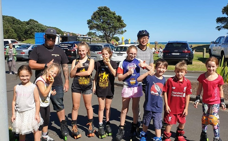 Naki Skate Day March