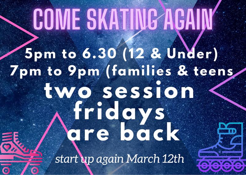Skate Nights Update