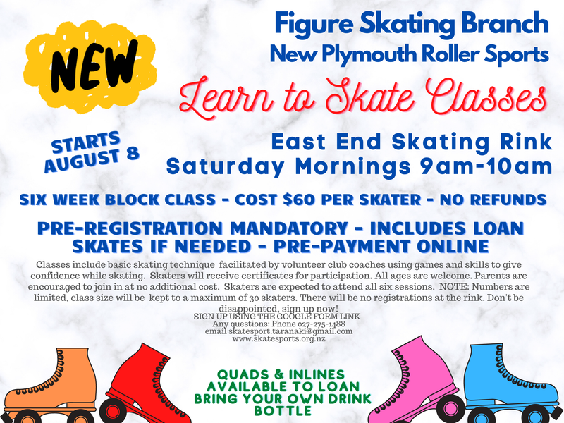 Learn to Skate Sessions