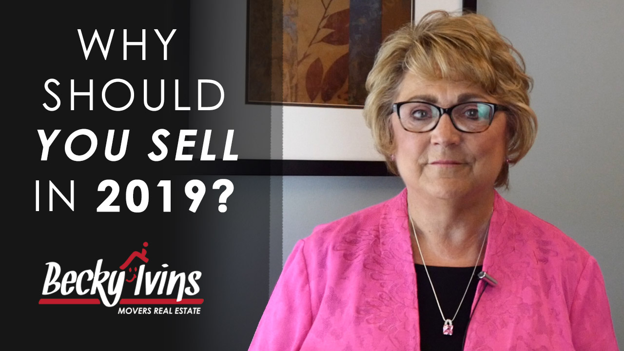 4 Reasons You Should Sell This Year