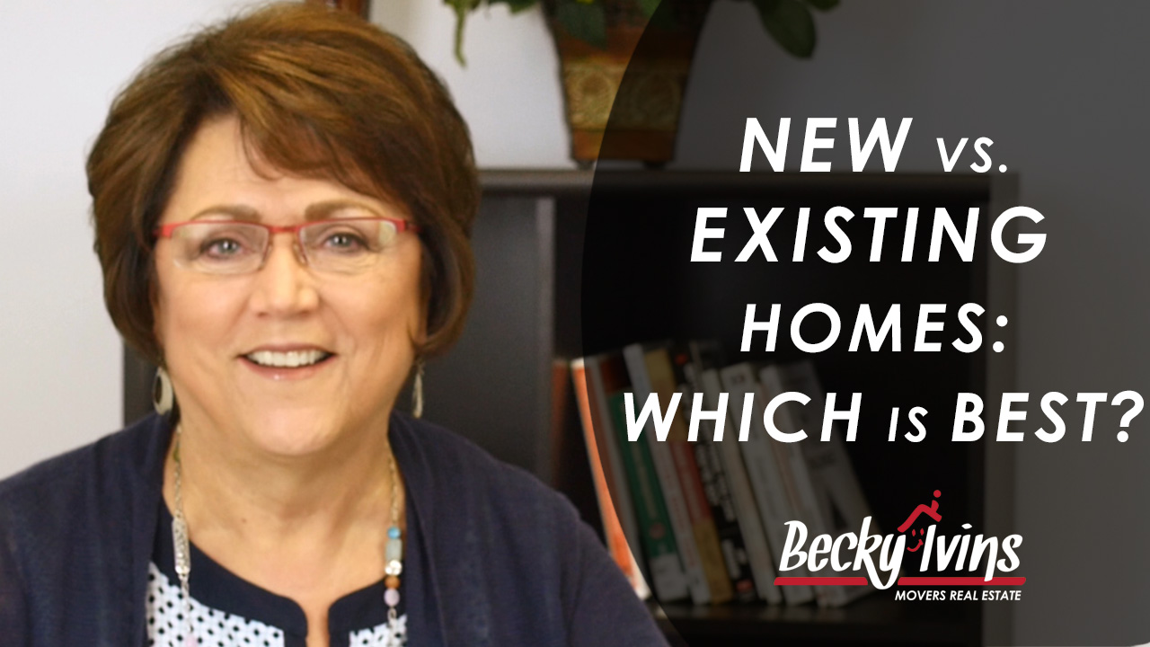 Should You Buy a New Home or an Existing One?