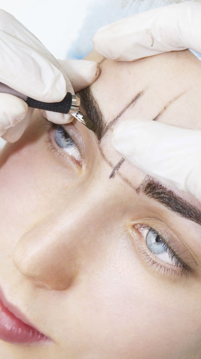 Microblading Eyebrow Courses & Training