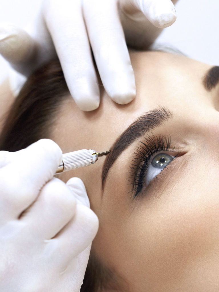 Natural Enhancement Cosmetic Treatment - Microblading