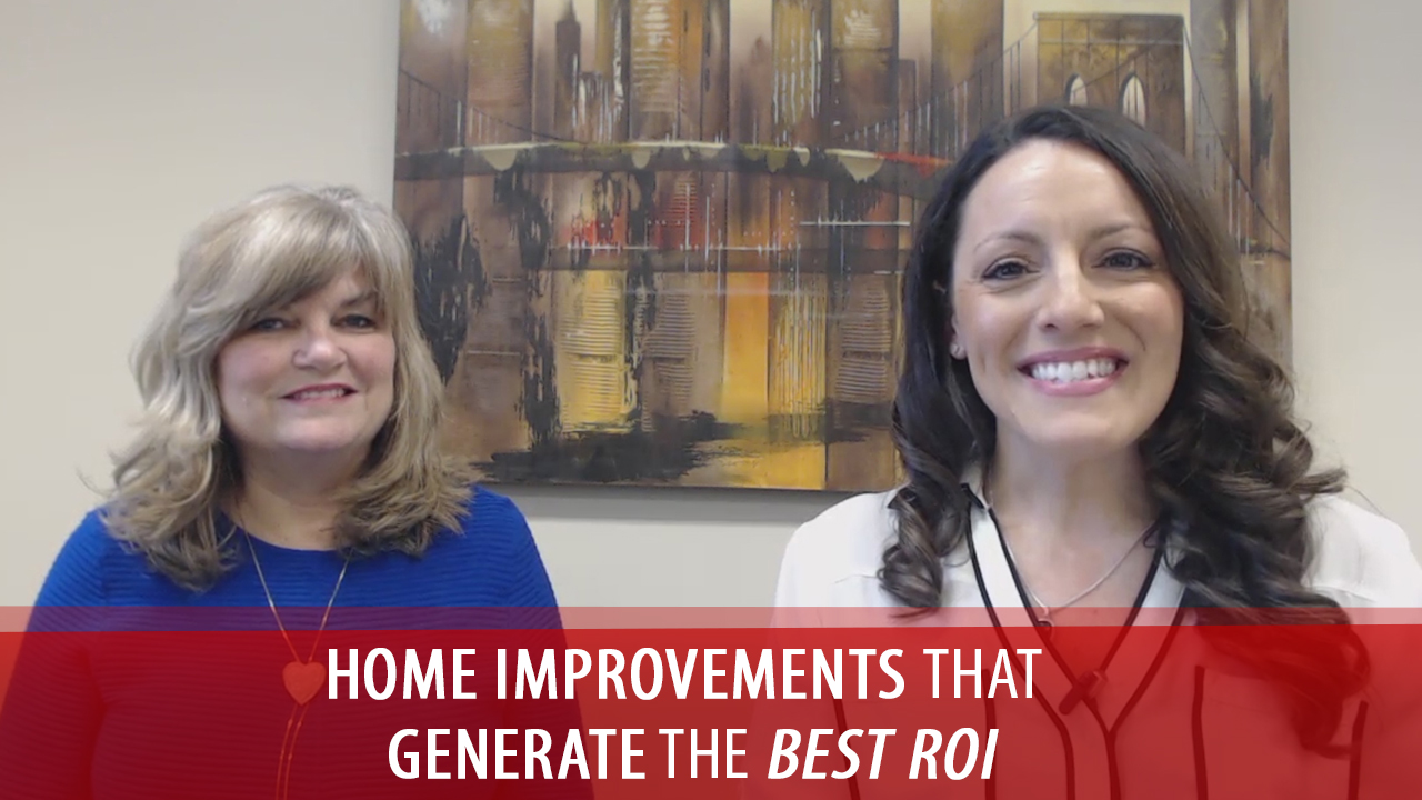 Home Improvements That Will Bring Home Sellers the Best ROI