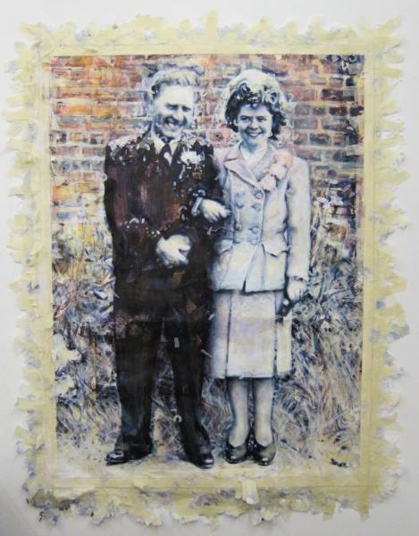 Post War Wedding