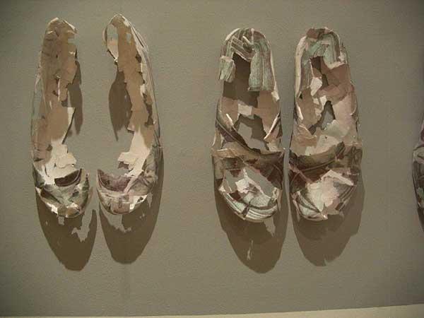 Close Up Sandals & Court Shoes