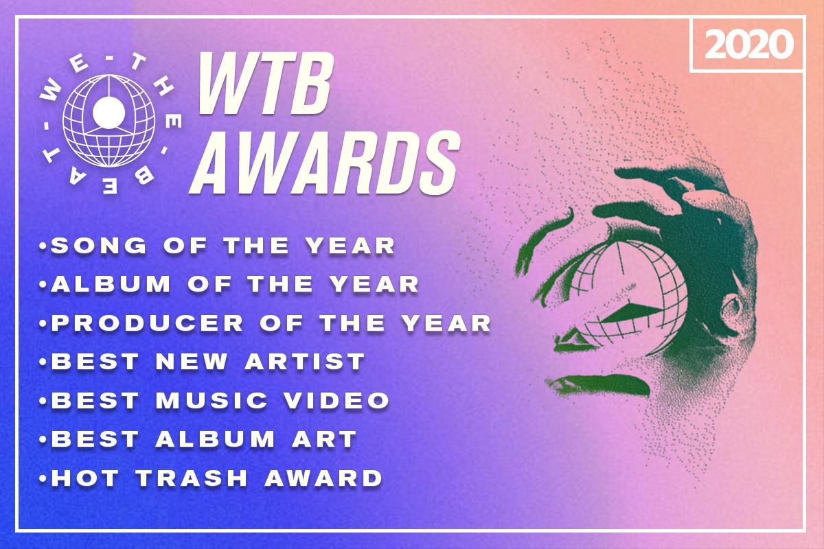2020 We The Beat Awards