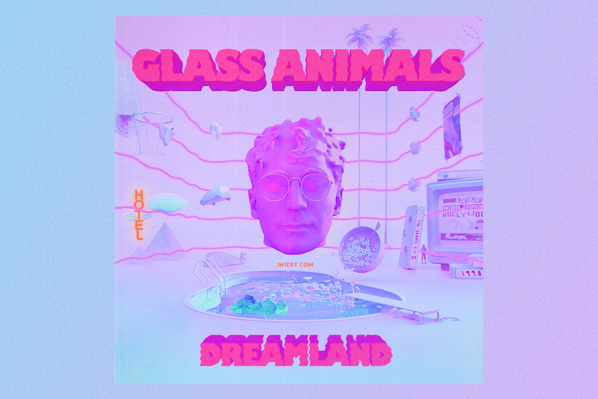 Album Review: Dreamland by Glass Animals