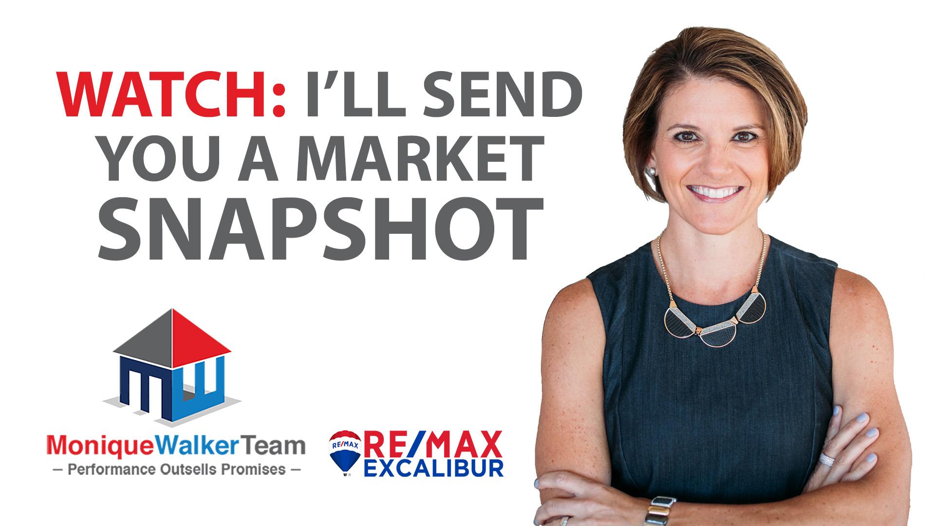 Receive a Free Market Snapshot