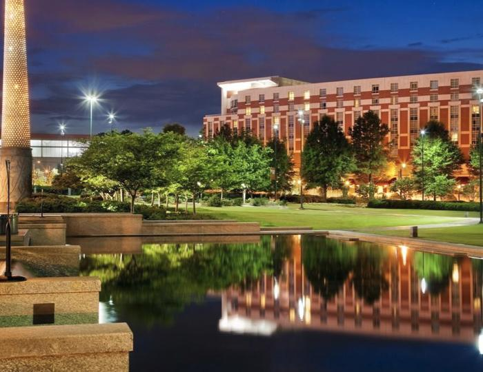 EMBASSY SUITES CENTENNIAL OLYMPIC