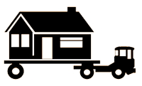 Transportable house build option