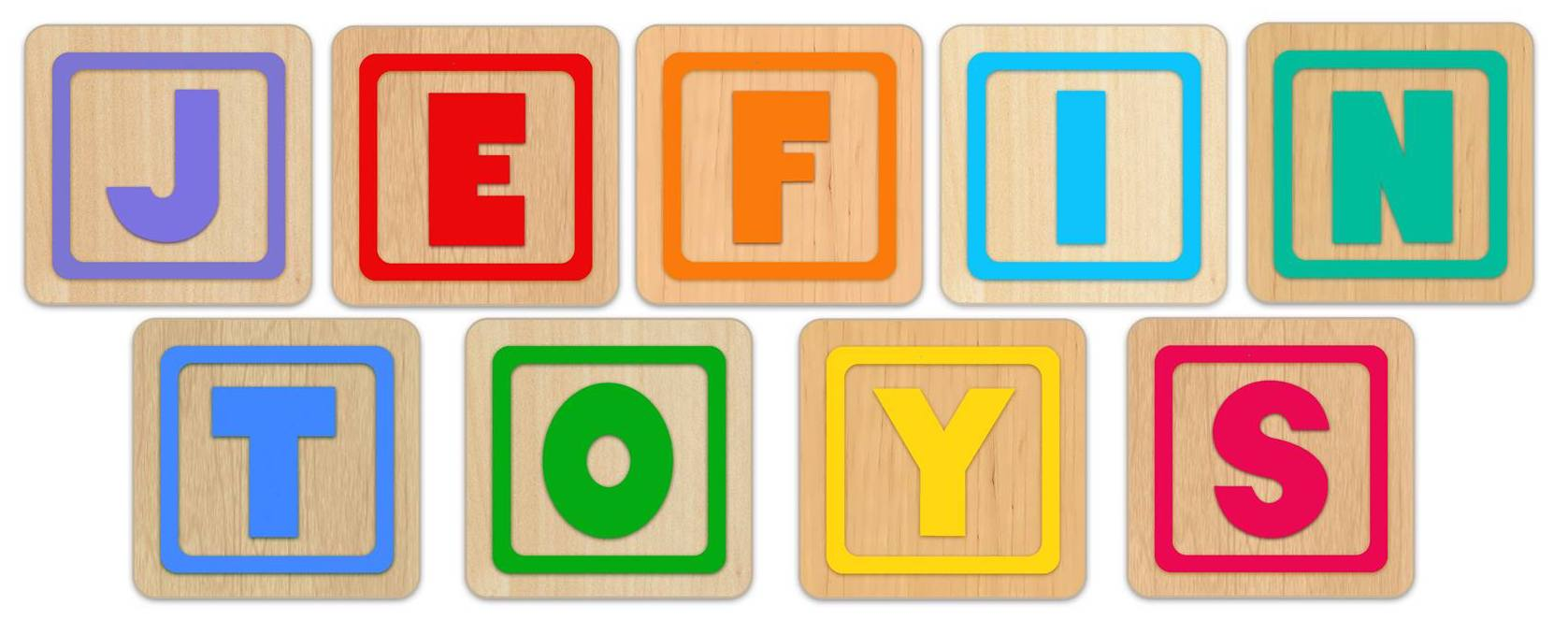 Jefin Toys distributor in Malaysia for Melissa and Doug logo