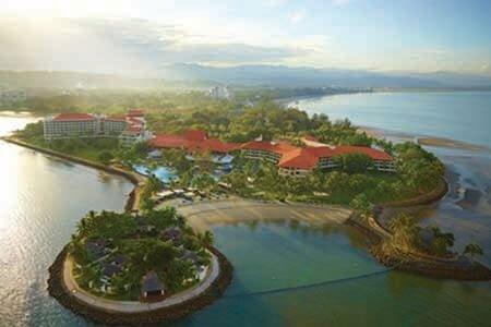 Shangri La Tanjung Aru Resort photo