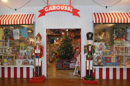 Carousel store photo
