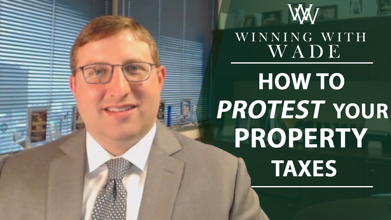 How You Can Protest Your Property Taxes