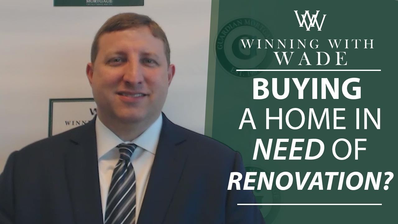 The Homestyle Renovation Loan