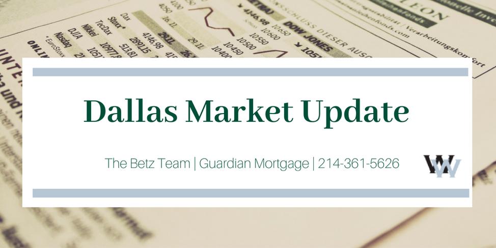 Dallas Market Update