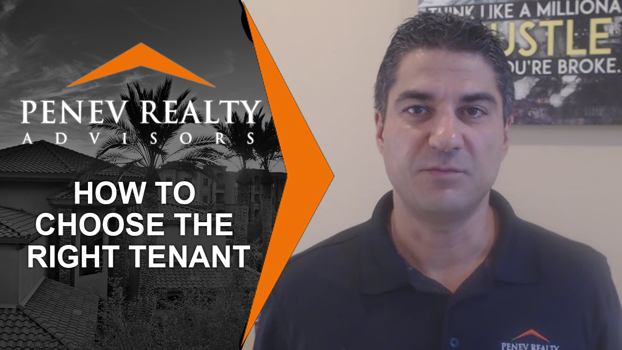 How Should You Choose Your Tenants?