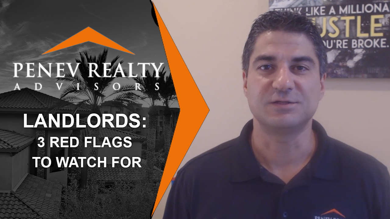 Watch Out For These Red Flags When Selecting Tenants