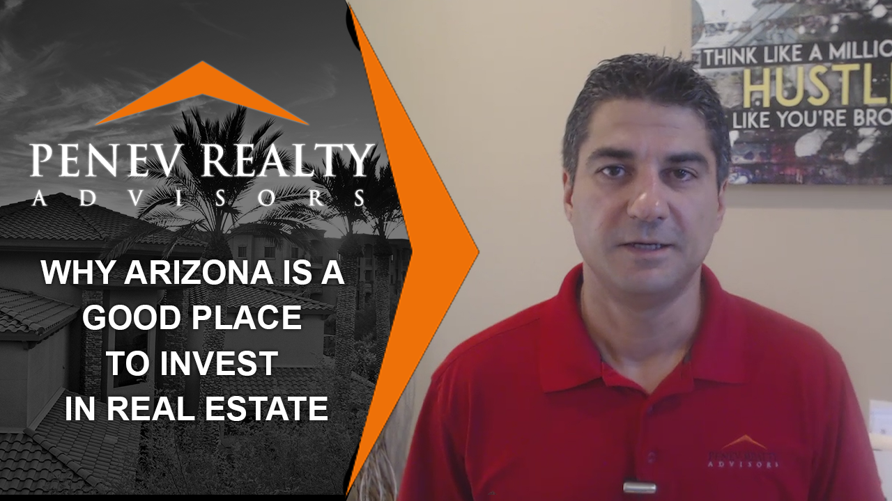 3 Reasons Why You Should Invest in Arizona Real Estate