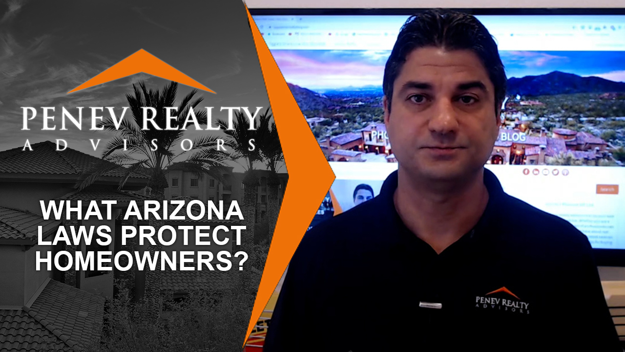 2 Important Arizona Laws That Protect Homeowners