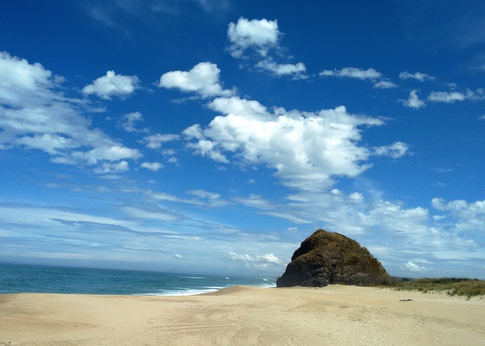 Chrystalls Beach