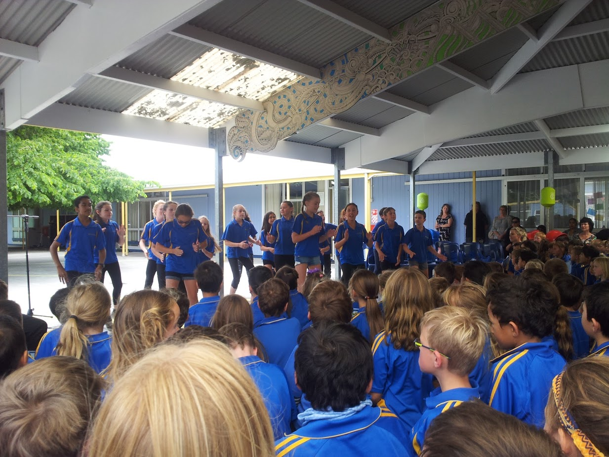 Waihi East Primary School Prize Giving 2016