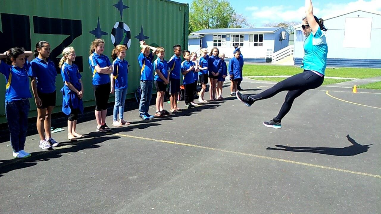 Athletics Skills Development