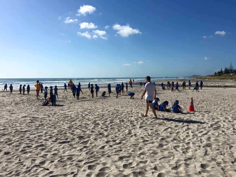 Surf 'n Turf Outdoor Education