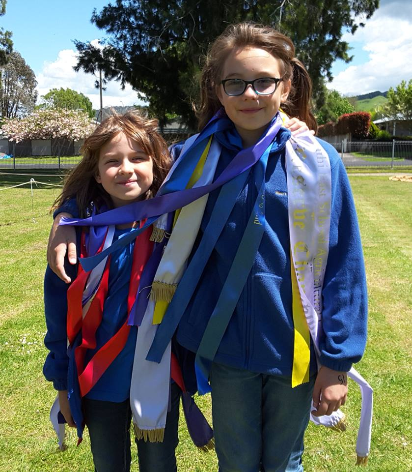 Staffing and East School Calf Club
