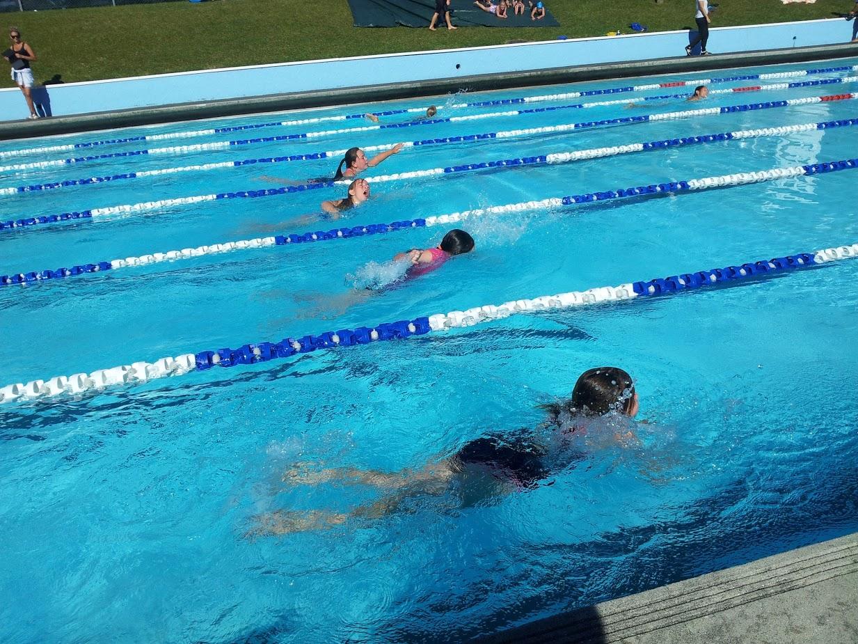 Senior School Swimming Sports 2016
