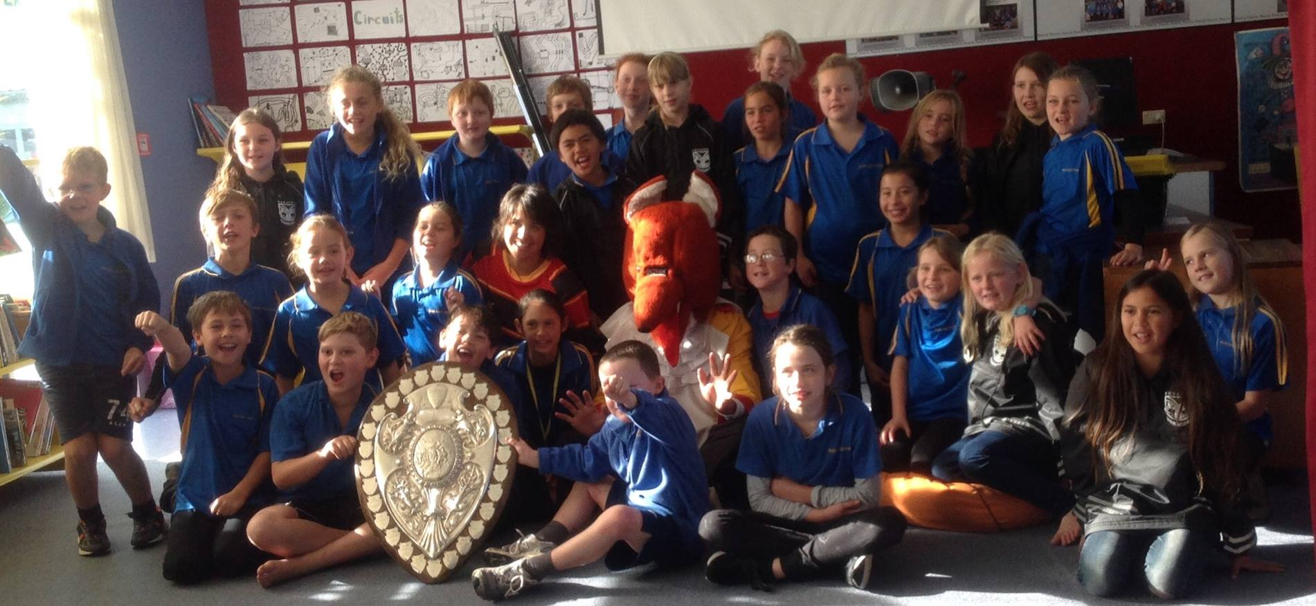 Cross Country, Child Safety and Ranfurly Shield Excitement