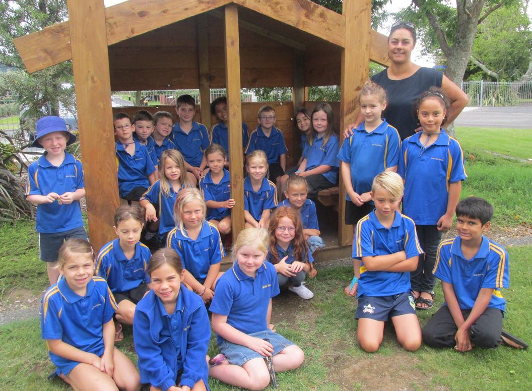 School Camp, Code of Conduct, Helpers for Kura, New Car Park