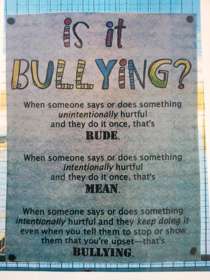 National 'Bully Free Week'