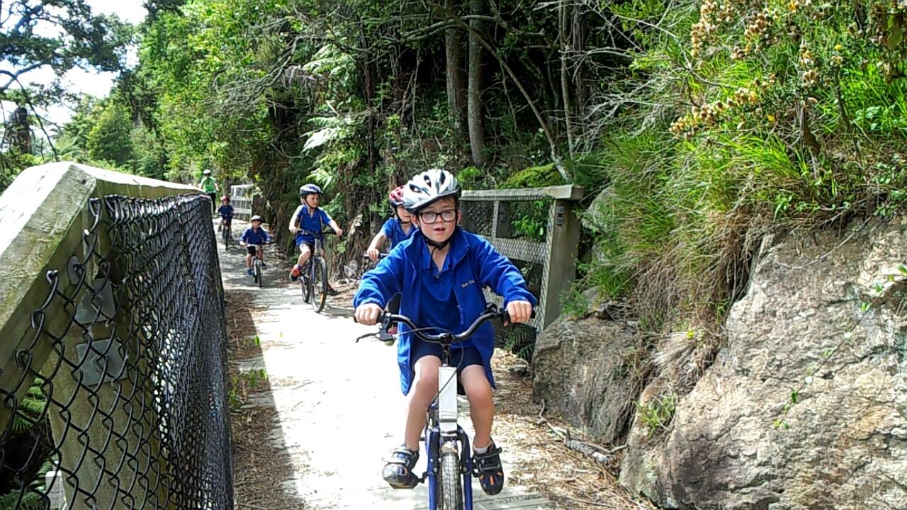 MTB Elective Ride Rail Trail