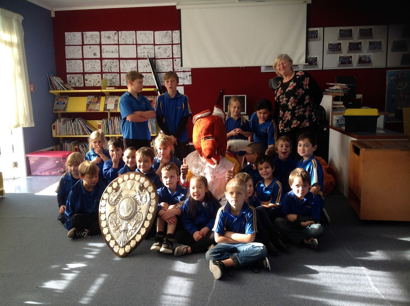More Ranfurly Shield - Student Photos and Video