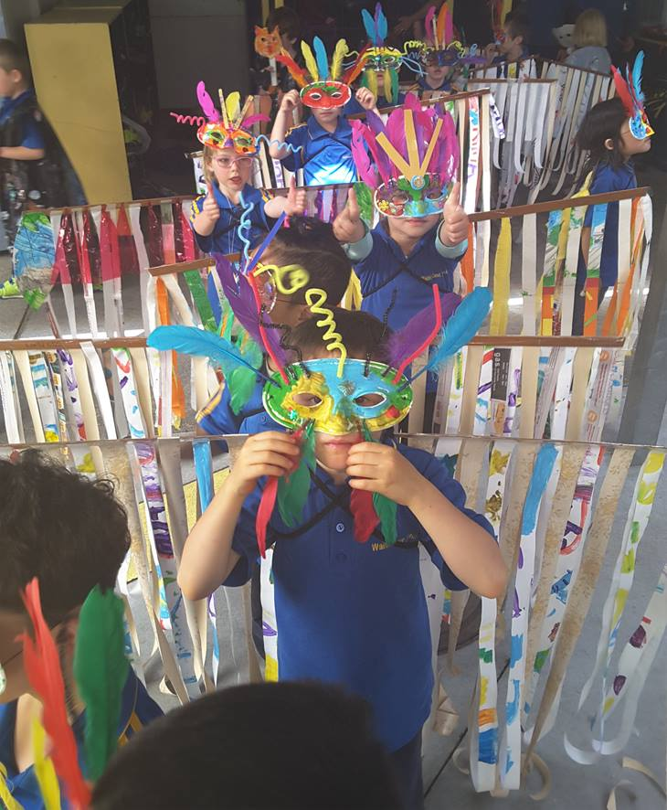 Celebrating the End Of Year, Twilight Market, Wearable Arts Show, Ballot Closing and Class Trips