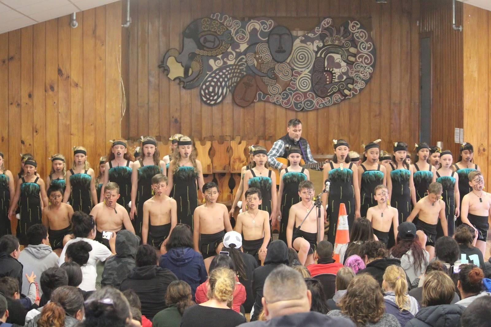 Hauraki Kapahaka Festival in Paeroa