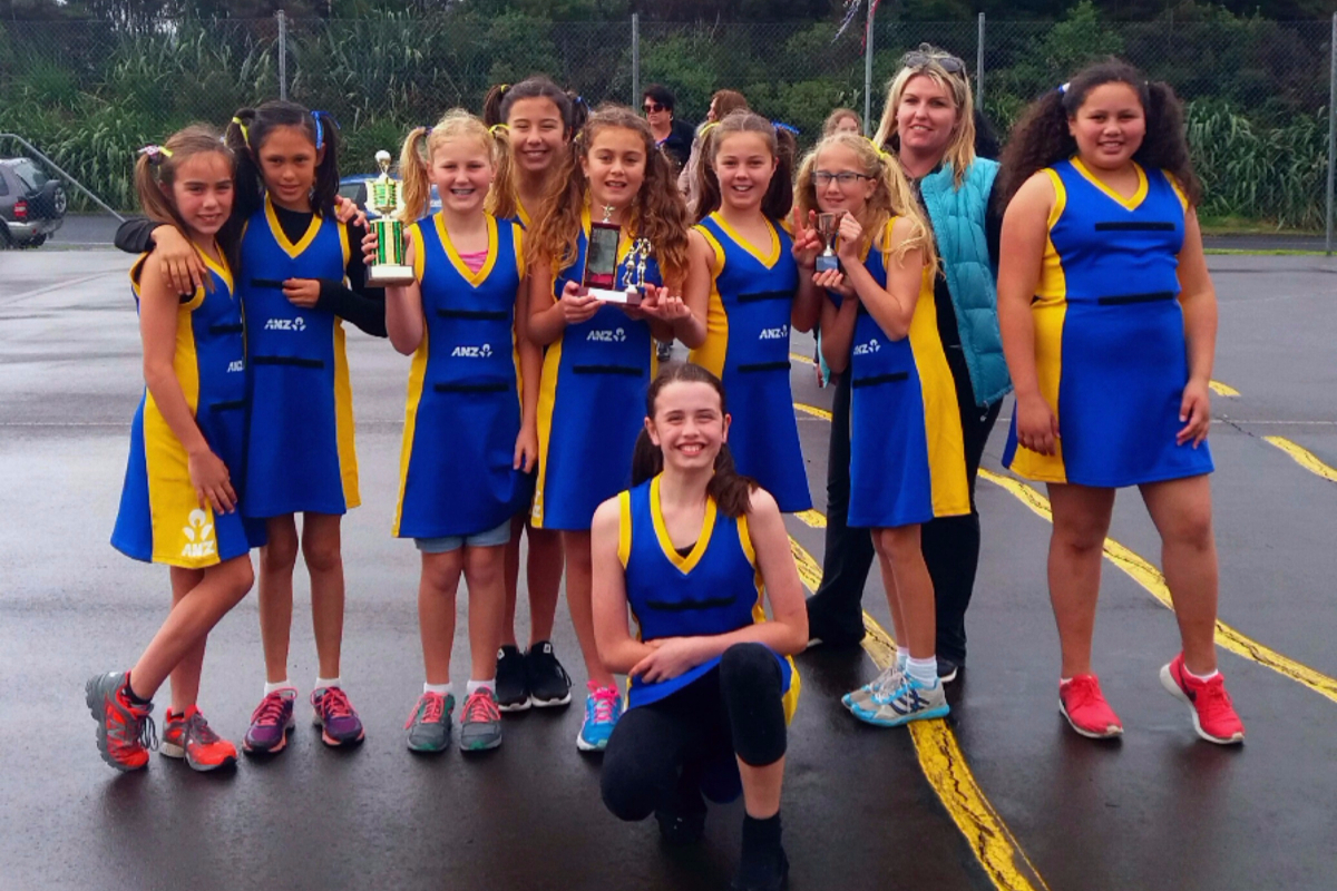 Year 6 Netball and Daffodil Day