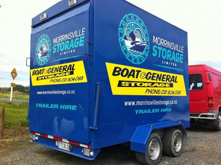 Morrinsville Storage Development.