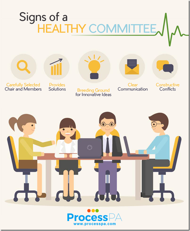 Signs of a Healthy Committee