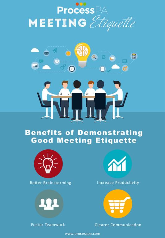 Benefits of Good Meeting Etiquette